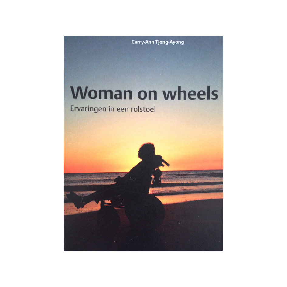 Boek Woman on Wheels