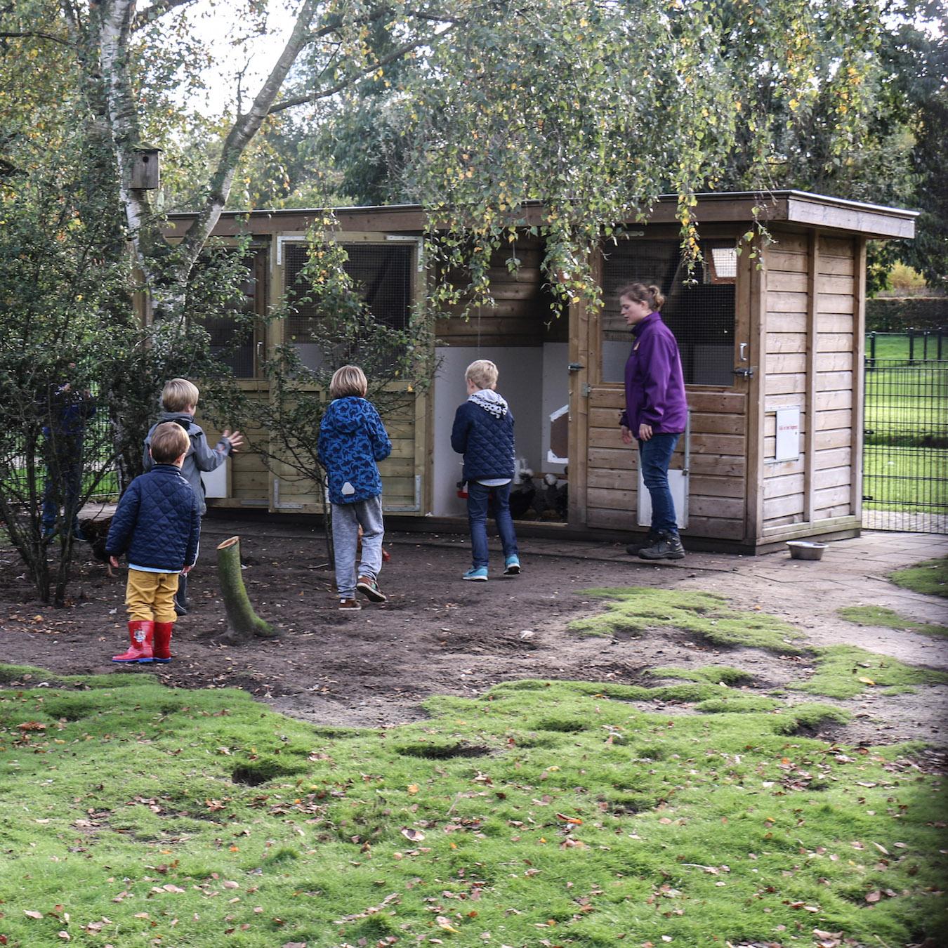 Foto Gagelsteede kinderboerderij