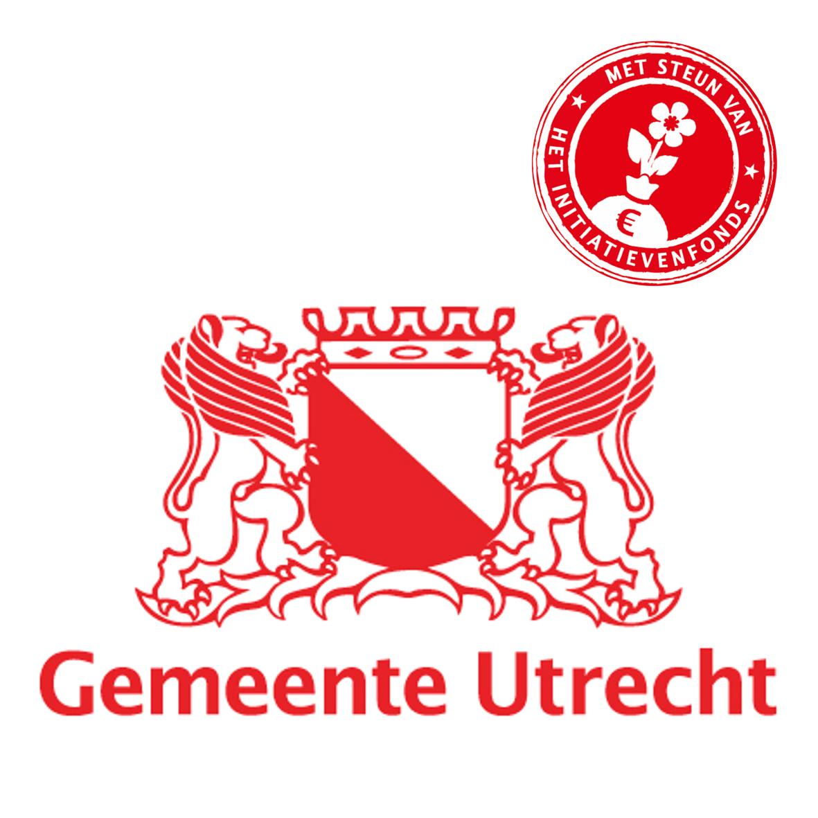 Logo Gemeente Utrecht Initiatievenfonds