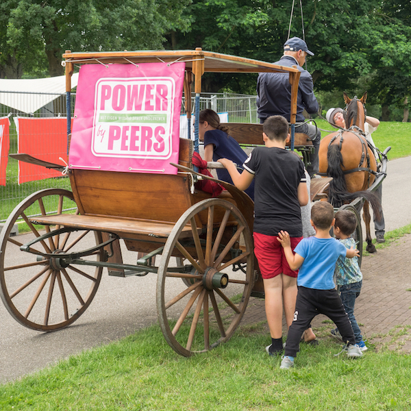 Buurtcamping Foto 1 Paardrijden