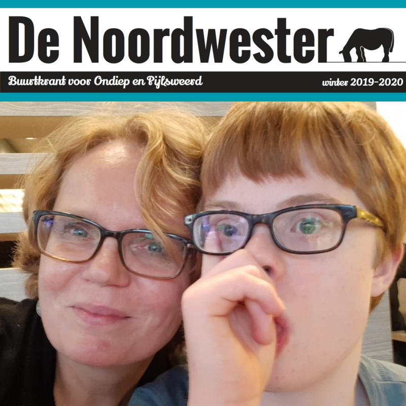 Karin & Douwe in De Noordwester