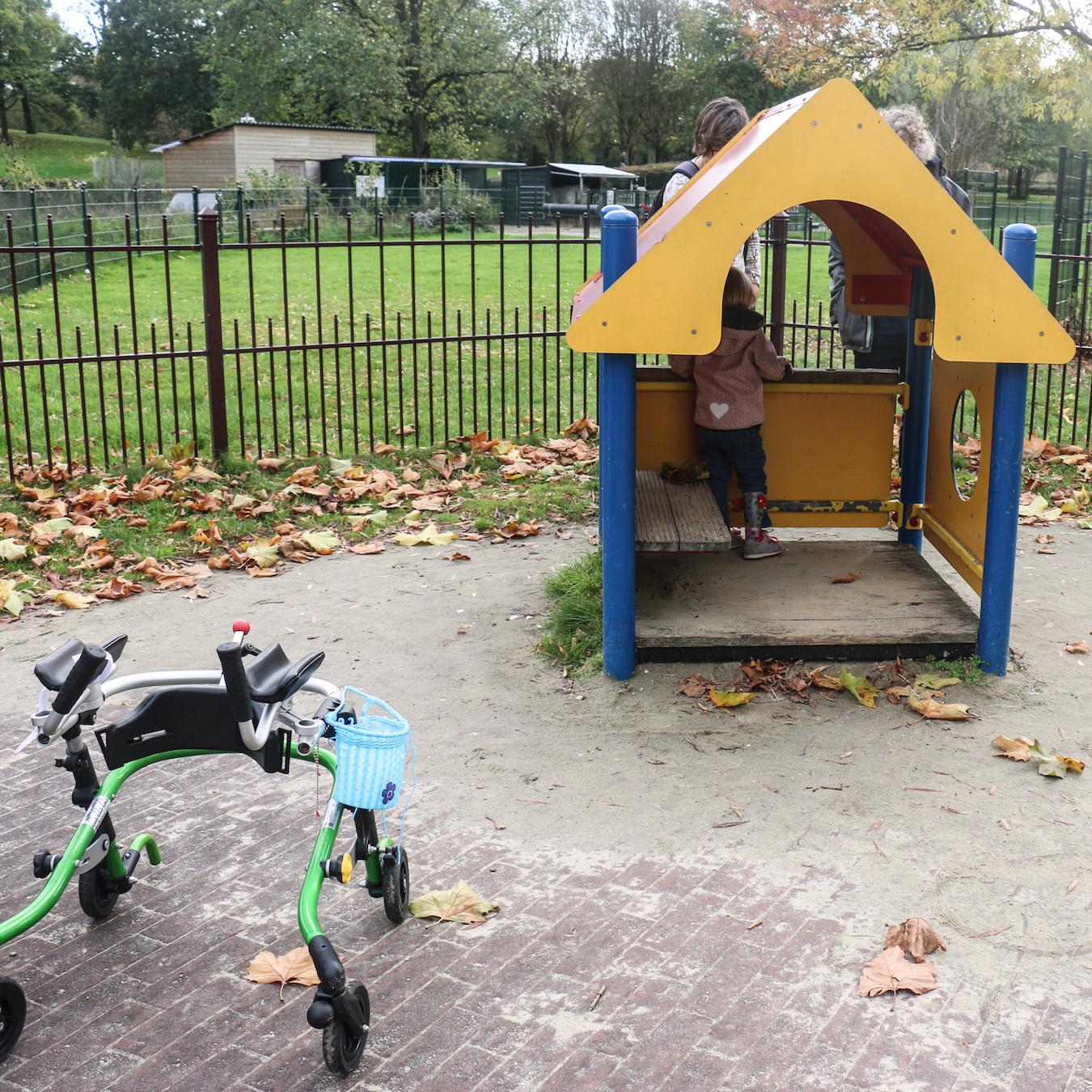 Foto Gagelsteede speelhuisje