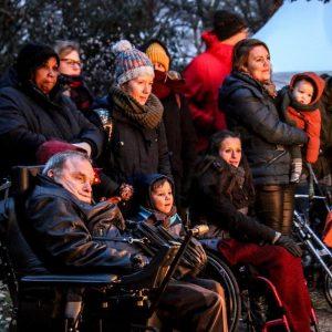 Kerst in het Julianapark is voor iedereen