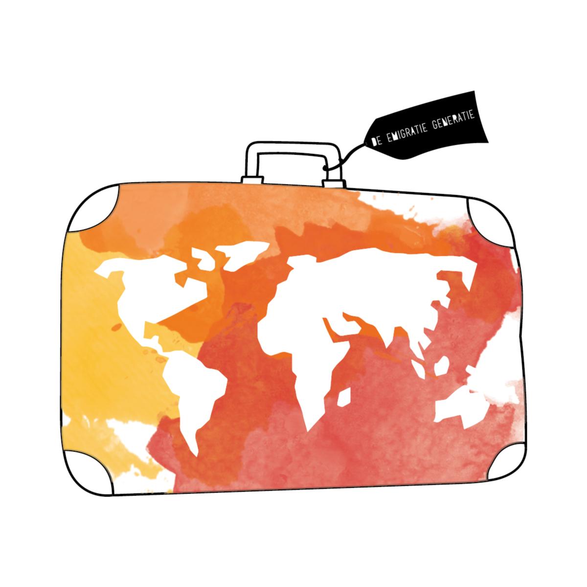 Logo De emigratie generatie