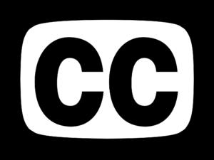 Ondertitels knop
