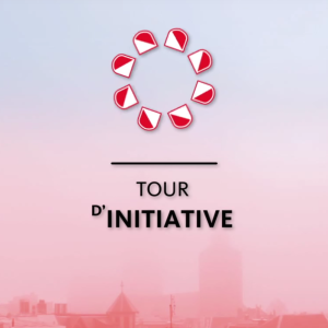 Tour d'initiatives van de gemeente Utrecht