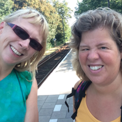 hoiUtrecht Sofie en Henriette